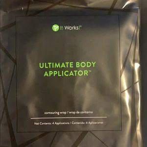 It Works! Brand Total Body Applicator